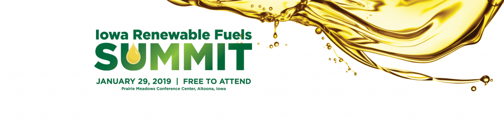 2019 Iowa Renewable Fuels Summit logo